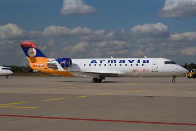 Armavia Air Company Bombardier CRJ100 (CL-600-2B19) EK20014 (msn 7282) CGN (Rainer Bexten). Image: 903751.