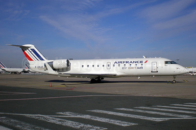 Airline Color Scheme - Introduced 2009 (Air France)