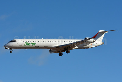 Leased from Air Nostrum on March 20, 2014