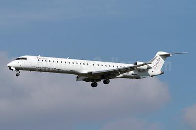 CemAir Bombardier CRJ900 (CL-600-2D24) ZS-CMP (msn 15079) JNB (Jonathan Druion). Image: 945990.
