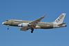"Bombardier CSeries CS100 (BD-500-1A10) ""FTV3"" C-GWXJ (msn 50003) ICT (Jay Selman). Image: 402749."