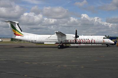 Ethiopian Airlines Bombardier DHC-8-402 (Q400) ET-ARM (msn 4472) FAB (SPA). Image: 931591.