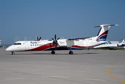Arik Wings of Nigeria (Arik Air) Bombardier DHC-8-402 (Q400) C-FSRN (5N-BKV) (msn 4219) YYZ (TMK Photography). Image: 903638.