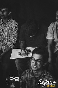 Sofar Sounds Bombay | Smalltalk, Abhinab Dan, iblinkwhenithink | 04 30 2017-8