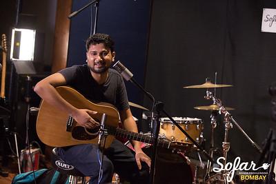 Sofar Sounds Bombay | Smalltalk, Abhinab Dan, iblinkwhenithink | 04 30 2017-29