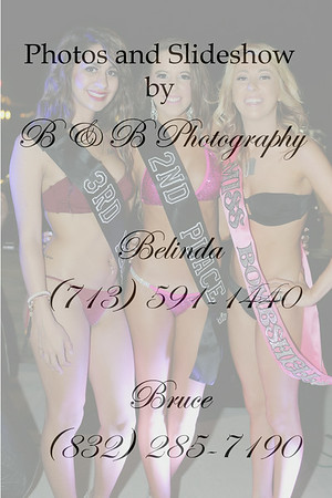 B&B Bombshell Flyer