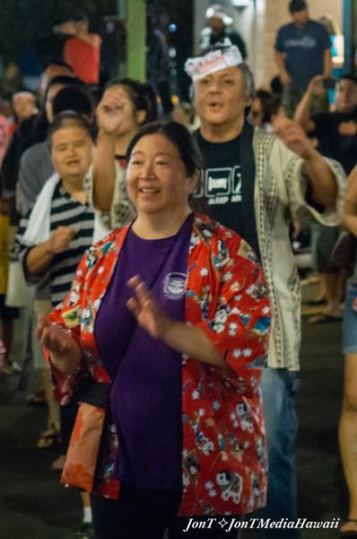 Wahiawa Hongwanji Bon Dance 6-22-2018