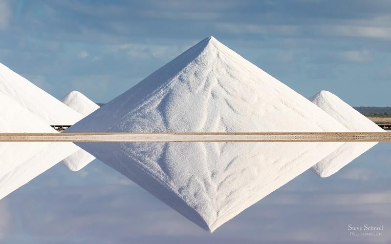 Salt Mountain Reflection