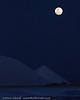 Moonrise Over the Salt Mountains