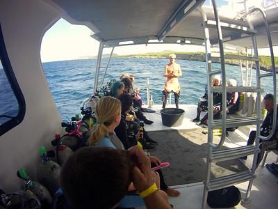 Bonaire week 1