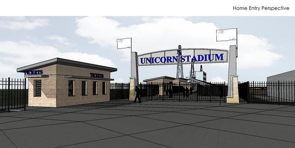 Unicorn Stadium Renovations