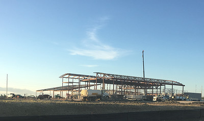 Voss Farms Elementary site on Oct. 28, 2016.
