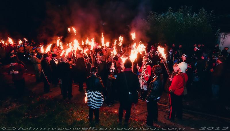Robertsbridge Bonfire