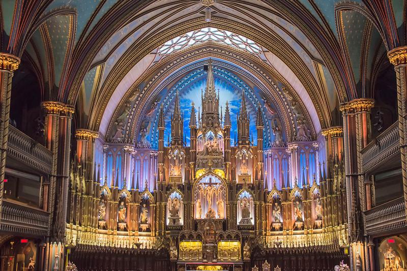 Montreal's Notre-Dame de Quebec
