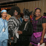Shonita Bossier, Gail Strange, Betty Baye\' and Christi Lanier-Robinson.