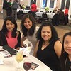 From left, Beth St. Pierre of Manchester, N.H., Cynthia M. Trothier of Goffstown, N.H., Asteria Dauphinais of Chester, N.H., Charito Monis of Merrimack, N.H., and Melanie Manzanilla of Boston
