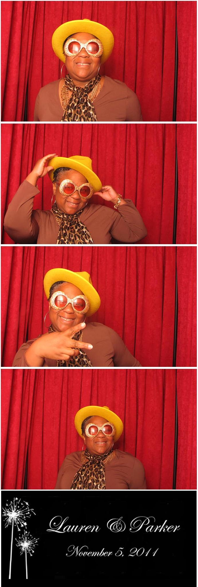 Lauren & Parker  11.5.11 @ New Orleans Museum of Art