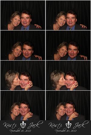 Kristi & Jack 11.10.12 @ The Board of Trade