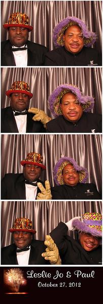Leslie Jo & Paul 10.27.12 @ JW Marriott