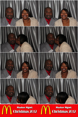 Masker McDonald's Holiday Party 12.16.12 @ Pinewood Country Club