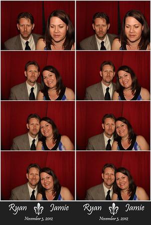Ryan & Jamie 11.3.12 @ New Orleans Museum of Art