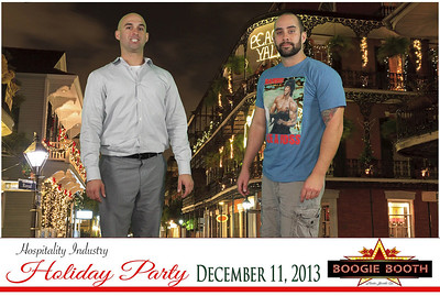 CVB Holiday Party 12.11.13 @ Mardi Gras World