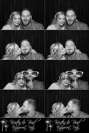 Kristen & Brad Engagement Party 11.23.13