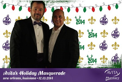 Avita Drugs Christmas Party 12.13.14 @ Mardi Gras World