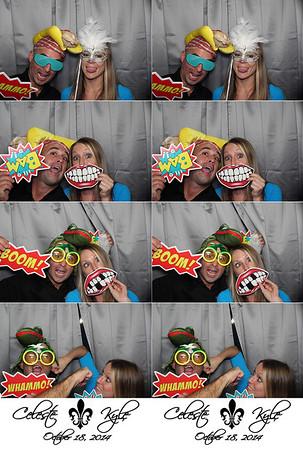 Celeste & Kyle 10.18.14 @ Board of Trade