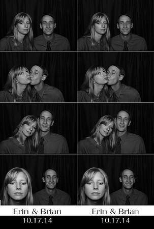Erin & Brian 10.17.14 @ Covington Brewhouse