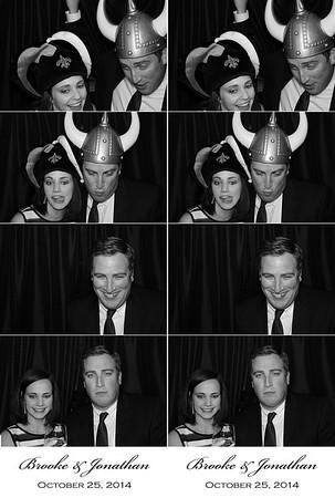 Brooke & Jonathan 10.25.14 @ Westin @ Canal