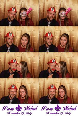 Pam & Michael 11.29.14 @ PassChristian Yacht Club