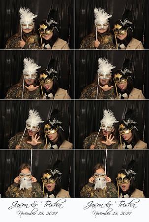 Trisha & Jason 11.15.14