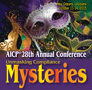 AICP New Orleans Conference 2015 - Gala Event