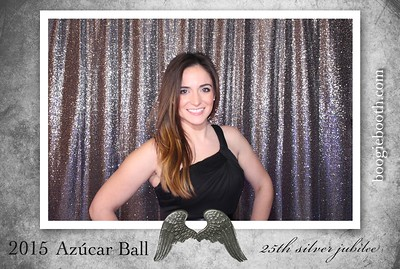 Azucar Ball 2015 11.21.15 @ The Hyatt