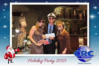 CRC Holiday Party 2015 @ Hilton Riverside