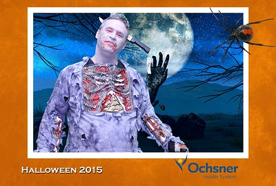 Ochsner IS Halloween Party 2015