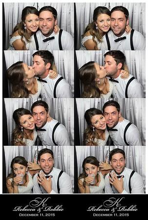 Rebecca & Robbie 12.11.15 @ Wax Museum