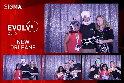 SIGMA Evolve 2015 10.29.15 @ The Hyatt