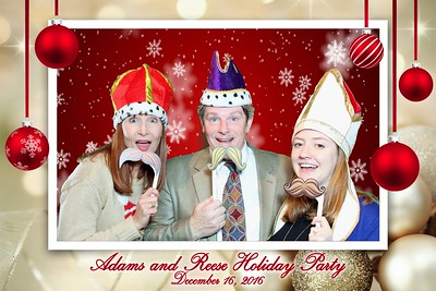 Adams & Reese Holiday Party 12.16.16 @ Latrobe's