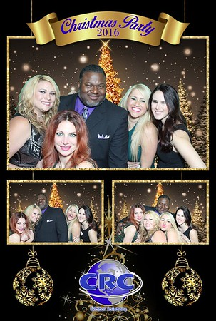CRC Christmas Party 12.16.16 @ Chateau Country Club