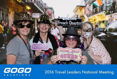 Go Go Vacations Travel Leaders Meeting 11.09.16 @ Hilton Riverside