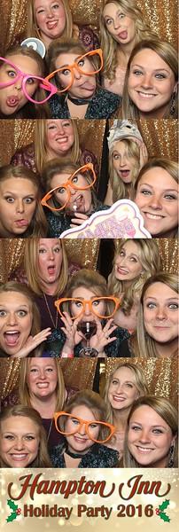 Hampton Inn Holiday Party 12.14.16