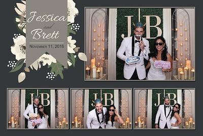 Jessica & Brett 11.11.16 @ The Jaxson