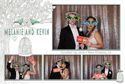 Melanie & Kevin 10.28.16 @ Maison Montegut