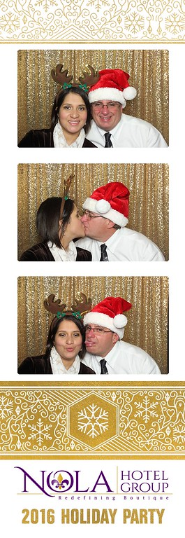 NOLA Hotel Group Holiday Party 12.08.16 @ Tommy G's