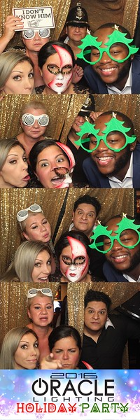 Oracle Lighting Holiday Party 12.17.16 @ Hard Rock Cafe