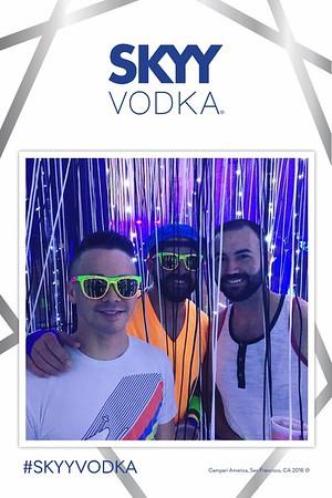 Skyy Vodka HNO GLO Party 10.28.16 @ The Civic Theatre