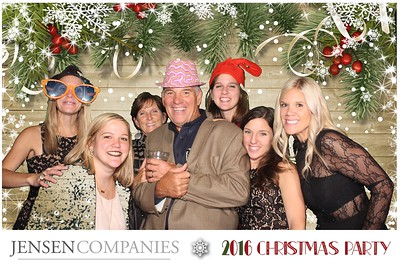 TCIT/Jensen Christmas Party 12.16.16 @ Pat O's on the River