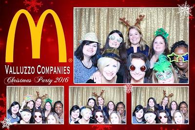 Valluzzo Companies Christmas Party 12.05.16 @ Renaissance Baton Rouge Hotel